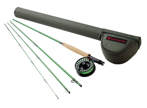 Redington VICE Fly Rod and Reel Outfit