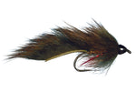 wounded sculpin streamer for trout spey