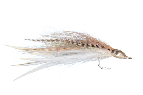 Joe Dirt by Solitude // Saltwater Baitfish Fly