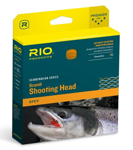 RIO SCANDI BODY - Floating and Intermediate Heads