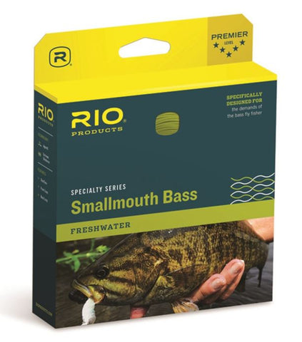 RIO Smallmouth Bass Line