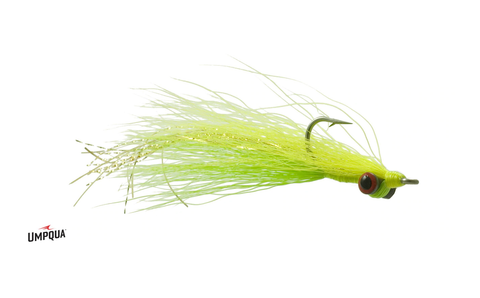 Clouser Minnow by Umpqua // Weighted Baitfish Fly