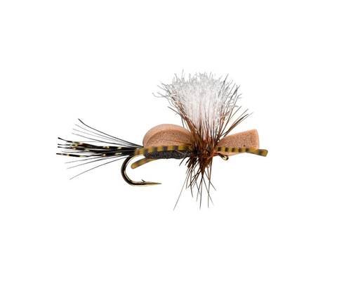 RIO's Dry Humper // Buoyant Attractor Dry Fly