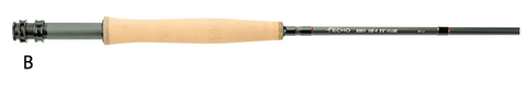 Echo Boost Fly Rods // Freshwater Rods