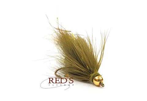 trout spey streamer