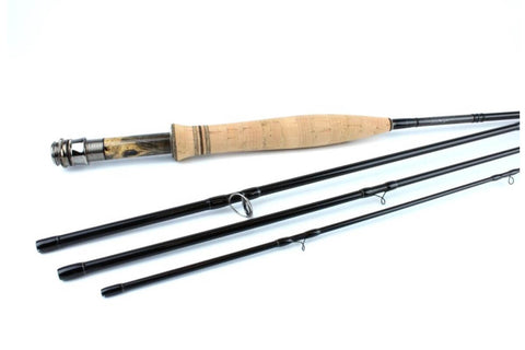 Burkheimer Trout Fly Rods