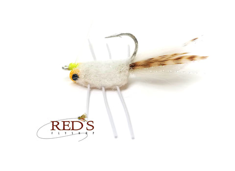 Casa Blanca Raghead Crab by Rainy's // Custom Yellow Eyes