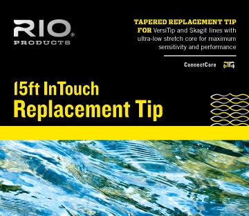 rio 15' replacement tips