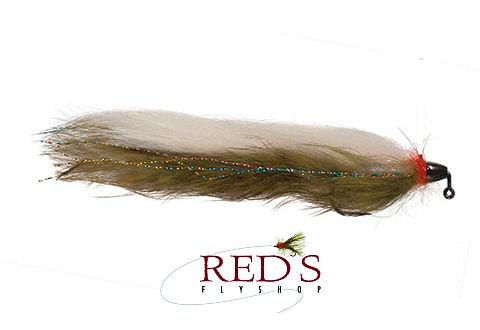 Box Canyon Double Bunny Streamer by Rainy's // Trophy Trout Streamer