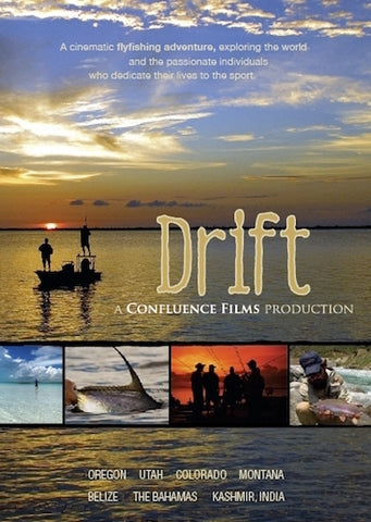 The Drift Fly Fishing DVD