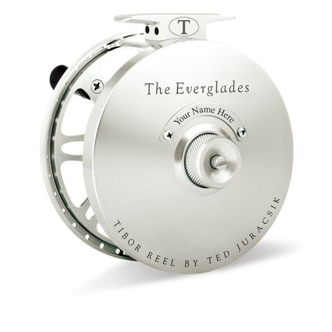 Tibor Everglades Spare spool frost silver