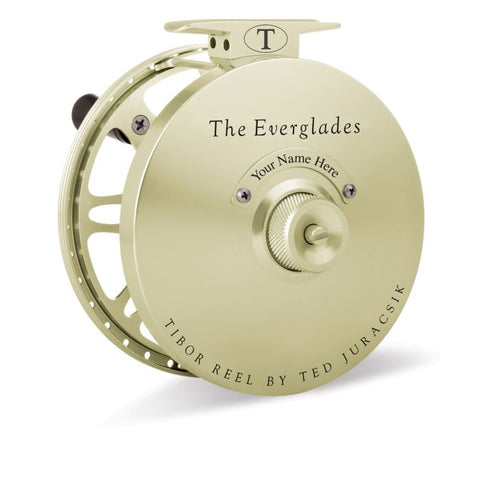 Tibor Everglades Saltwater Fly Reel for 8 weight rods
