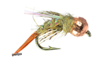 Soft Hackle J TB Hare's Ear Nymph by Umpqua