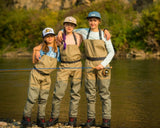 kid's fishing waders