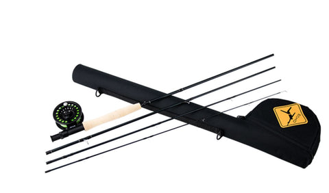 echo lift fly rod complete setup