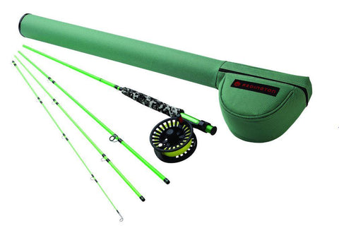 Redington Minnow Fly Rod // Complete Setup for Kid's