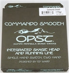 OPST Commando Smooth fly Line Integrated