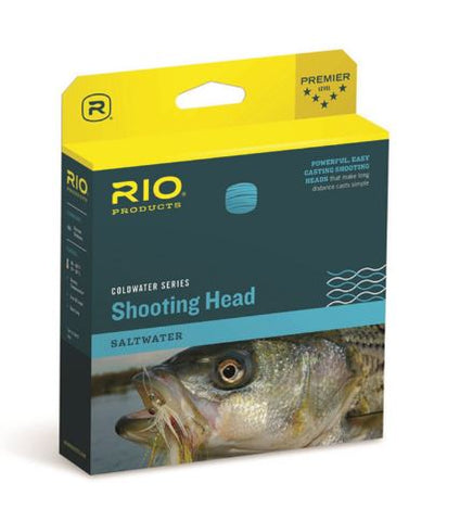 outbound short shooting head fly line