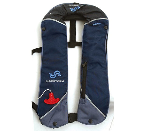 Anglers Inflatable PFD - Life Jacket by Outcast