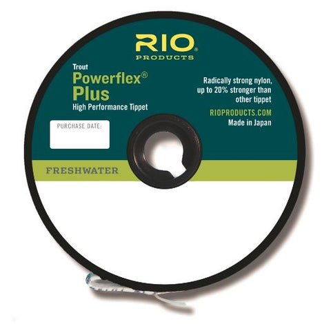 rio powerflex tippet for fly fishing