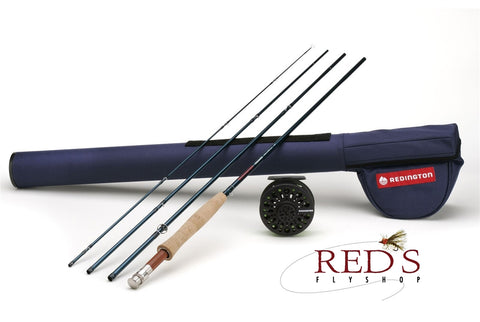Redington Crosswater Fly Rod Outfit // Complete Setup