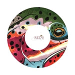 Redington i.D. Reel Decals - CUSTOMIZE Your i.D. Reel!