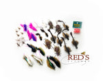 Kamchatka Russia and Alaska Flies // Mouse Patterns and Streamers
