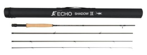 Echo Shadow II Fly Rod // Euro, or Czech Style Nymphing Rods