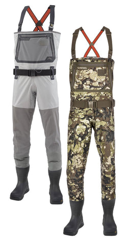 Simms G3 Bootfoot Waders // Made to Order