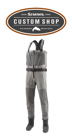 simms custom waders