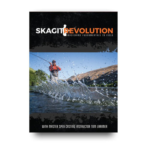 SKAGIT REVOLUTION - Fly Fishing DVD