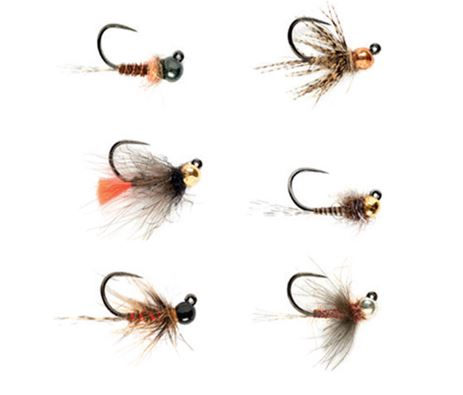best flies for euro style esn nymphing