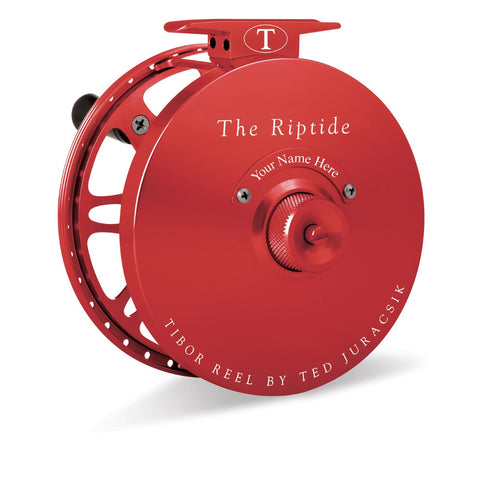 Tibor Riptide Saltwater Reel for 10 weight rods