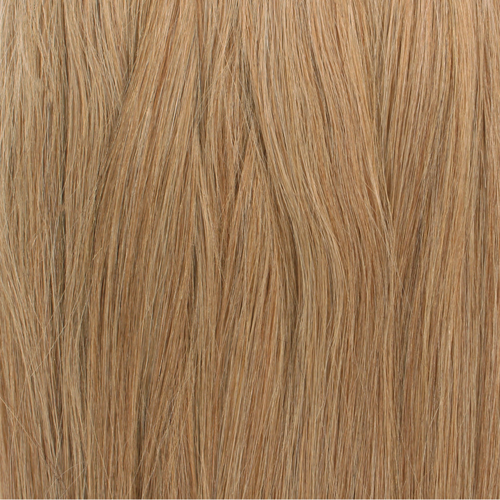 Flowery Star 220g Clip In Hair Extensions Strawberry Blonde 27#