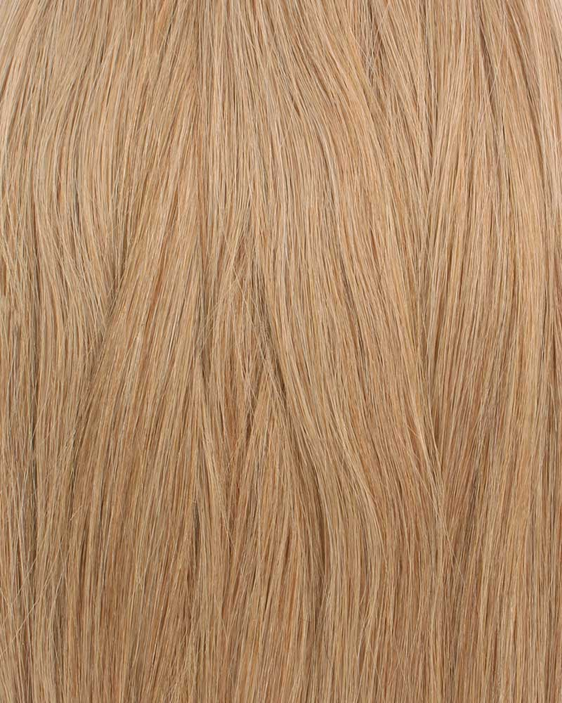 Deluxe Star 160g Clip In Hair Extensions Strawberry Blonde 27#