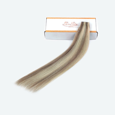 Charming Star Tape In Hair Extensions Piano Color P20-60#