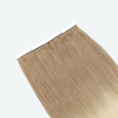 Fascinating Star Tape In Hair Extensions Ombre Color T8/613