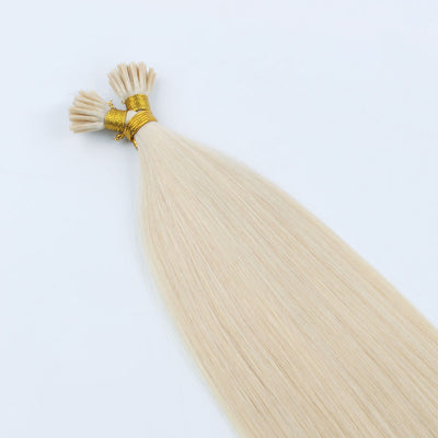 Lovely Star I Tip Hair Extensions Ash Blonde 60#