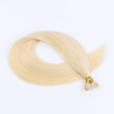 Lovely Star I Tip Hair Extensions Beach Blonde 613#