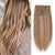 Flowery Star 220g Clip In Hair Extension Highlighted Color P6-12#