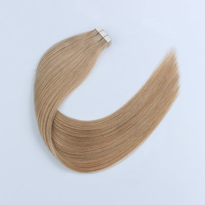 Elegant Star Tape In Hair Extensions Dirty Blonde 18#