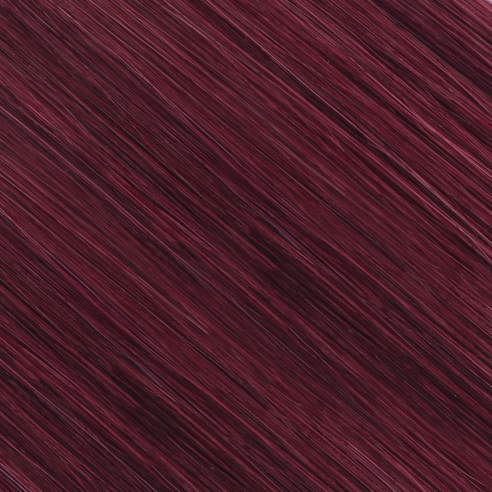 Elegant Star Tape In Hair Extensions Deep Burgundy 530#