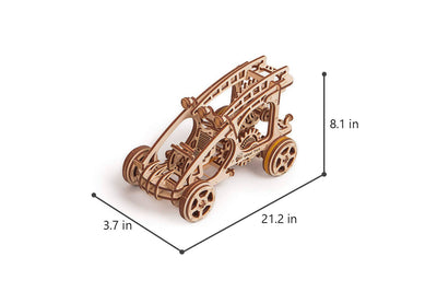 PUZZLE 3D BUGGY ARMABLE