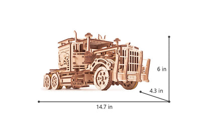 PUZZLE 3D BIG RIG ARMABLE