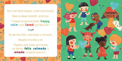 Niños mindful: Loving Kindness / Bondad amorosa
