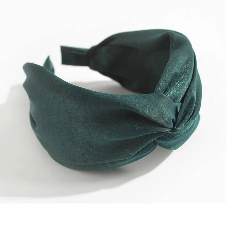 Cintillo Turbante Verde