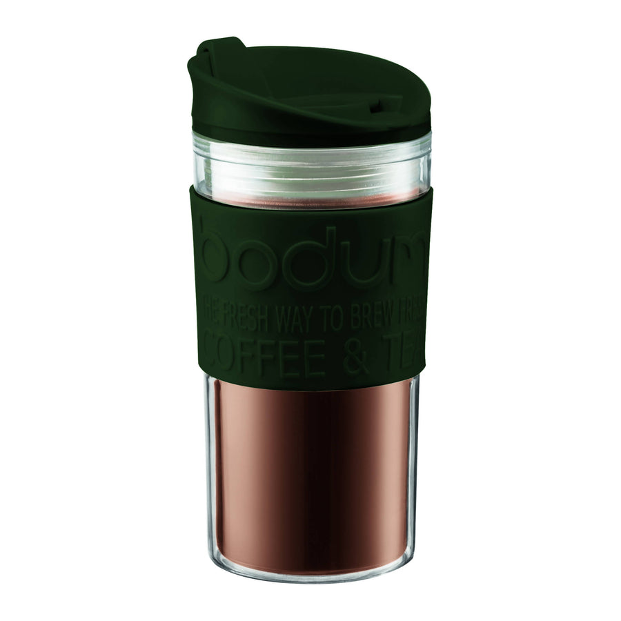 Bodum TRAVEL MUG doble pared 350 ml . Color Verde Modelo 11103-945VE