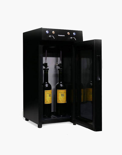 Dispensador de vino hogar – 2 botellas | Vinohome VH02NS