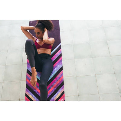 Yoga Design Lab / Chevron Maya Yoga Mat 1.5mm