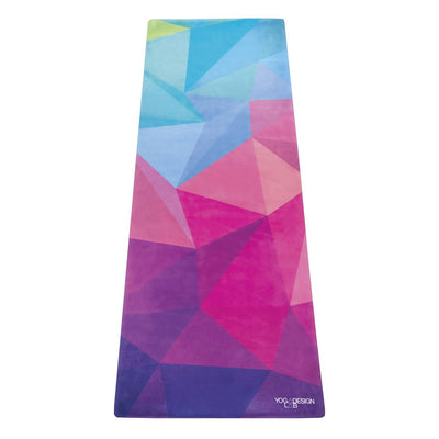 Yoga Design Lab / Geo Colores Yoga Mat 1.5mm